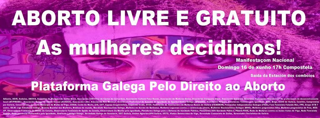 PlataformaGalega_Aborto