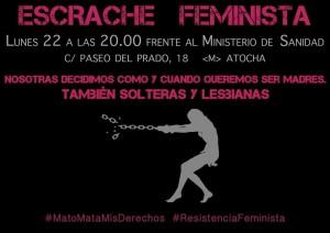 El Estado Español discrimina a las mujeres sin 'hombre'